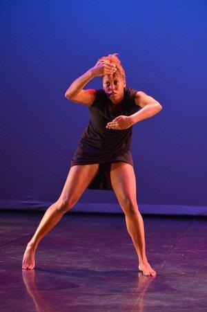 Jessica Pearson dancing